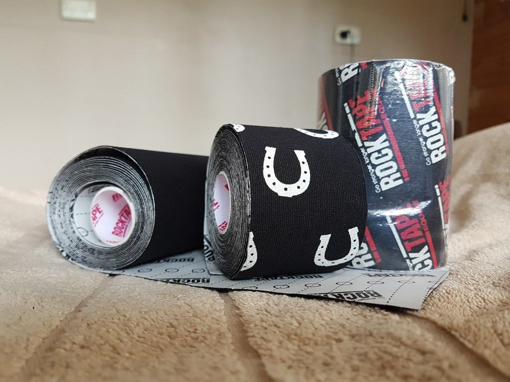 Rocktape | Epona Equine Massage